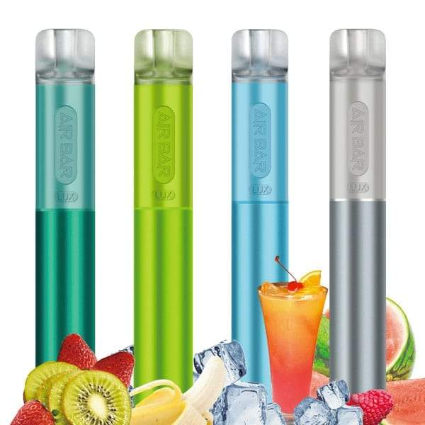 Air Bar Lux Disposable - 1000 Puffs - Pineapple Ice