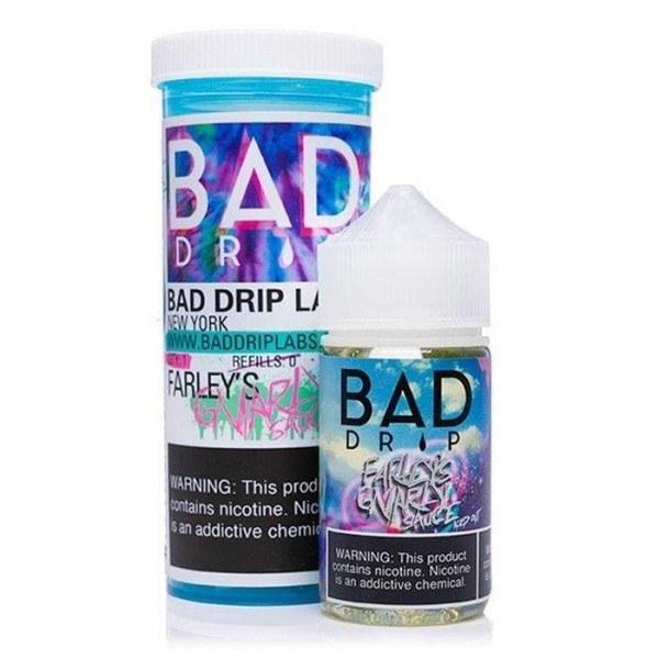 Bad Drip - Farley's Gnarly Sauce Iced Out