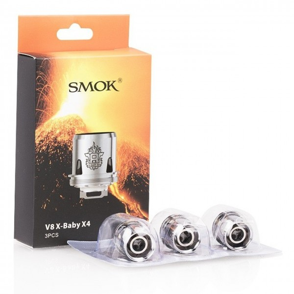 Smok X Baby Replacement Coils