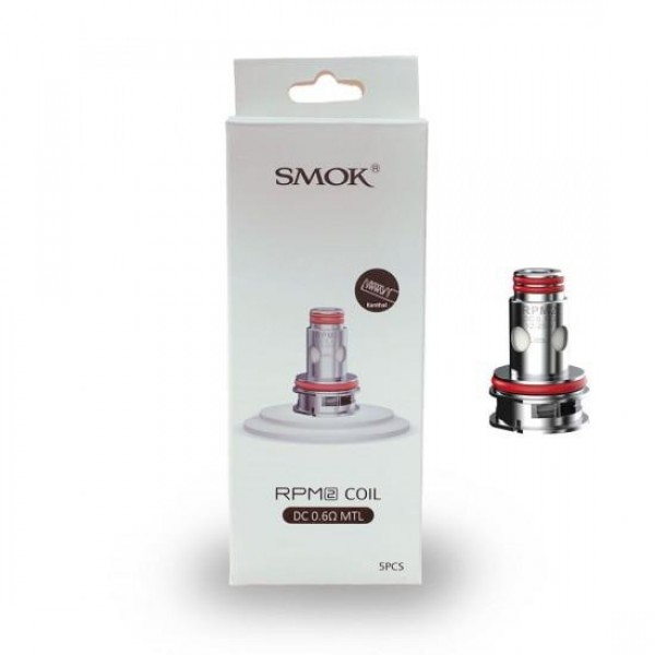 Smok RPM 2 Replacement Coils [5 pack]